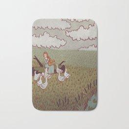 The Goose Girl Bath Mat