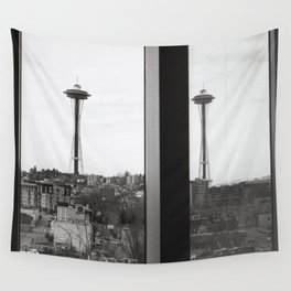 The Needle in its Natural Habitat Wall Tapestry