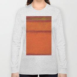 1961 Orange, Red, Yellow Long Sleeve T-shirt