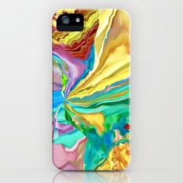 Fantasie II iPhone Case