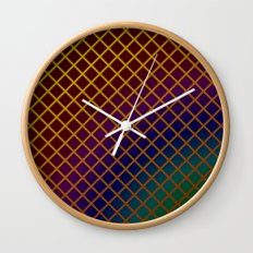 Geometric Abstraction. Wall Clock