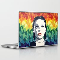 dorothy Laptop & iPad Skins featuring Dorothy by Stephanie Keir