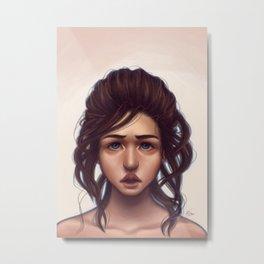 Doute Metal Print