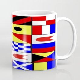 Nauti talk Coffee Mug