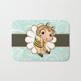 Bee Sexy Bath Mat