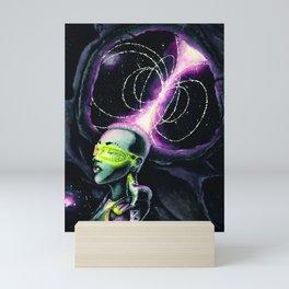 Volyova and Hades Mini Art Print