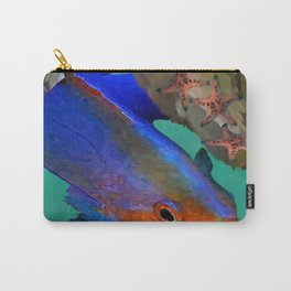 Fishy Business Carry-All Pouch