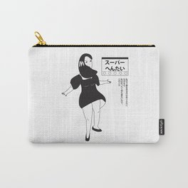 Don't look at me, super pervert Carry-All Pouch