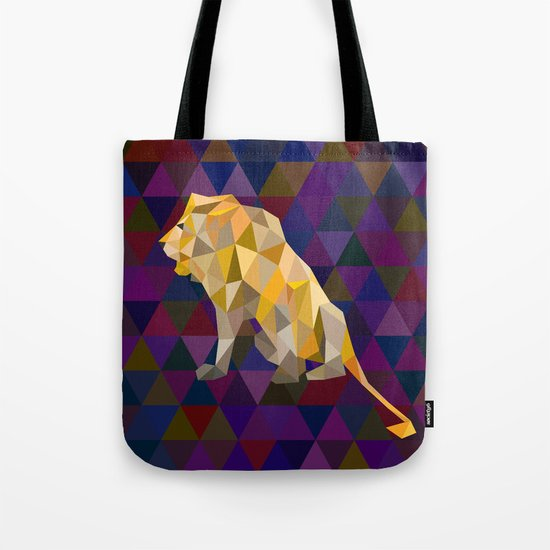 My Lion King Tote Bag