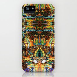 BBQSHOES™: Ebent-D Psychedelic Art iPhone Case
