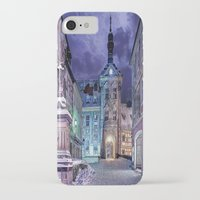 gotham iPhone & iPod Cases featuring Gotham by Robin Curtiss