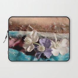 Fleurs de printemps Laptop Sleeve