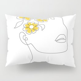 Sunny Spring Mind Pillow Sham