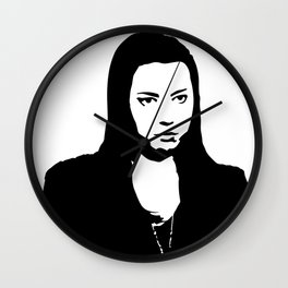 April Ludgate Wall Clock