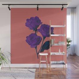 Les Fleurs du Mal Wall Mural