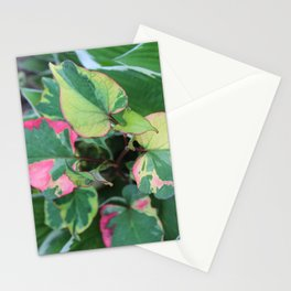 Weeds can be beautiful too Stationery Cards