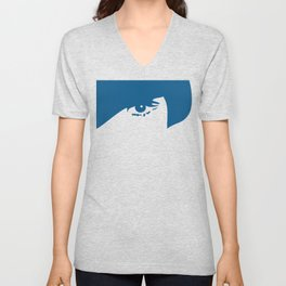 Watching You Unisex V-Neck