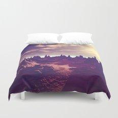 Arizona Canyon Sunshine Duvet Cover