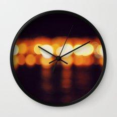 Sin gafas Wall Clock