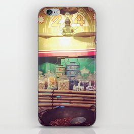 The Vintage Candy Shop iPhone Skin