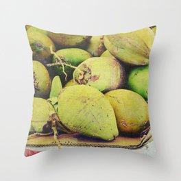 coco frio 2 Throw Pillow