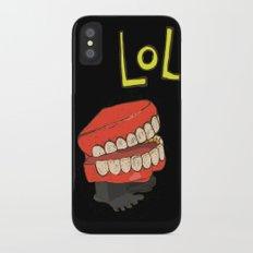 lol iPhone X Slim Case