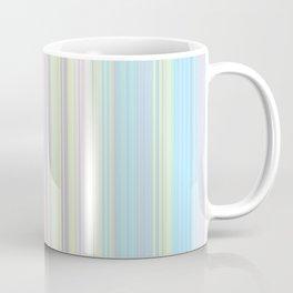 Babys Rainbow Stripe Design Coffee Mug