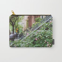 West Village Summer Blooms Carry-All Pouch