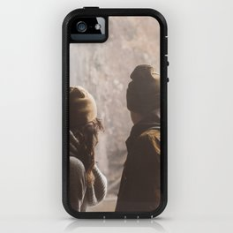 Hike Together iPhone Case