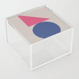 Geo One Acrylic Box