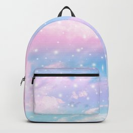 Pastel Cosmos Dream #4 #decor #art #society6 Backpack