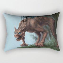 Nano-Beast Rectangular Pillow