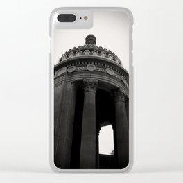 London House Hotel Chicago Architecture Clear iPhone Case