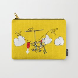 Flying Machine Carry-All Pouch