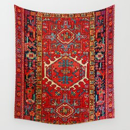antique persian rug pattern  Wall Tapestry