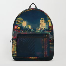 Welcome to Vegas/ Anthony Presley Photo Print Backpack