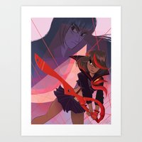 Don't Lose Your Way Art Print