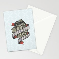 Fullness Of Life Stationery Cards