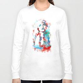 Watercolour Debbie Harry Long Sleeve T-shirt