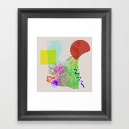 hollyweird Framed Art Print