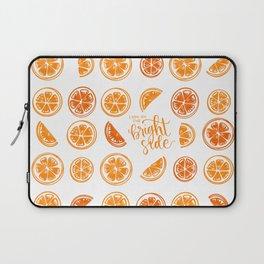Juicy Citrus - Blood Orange Colorway Laptop Sleeve
