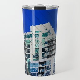 Reflection. New York City. Travel Mug