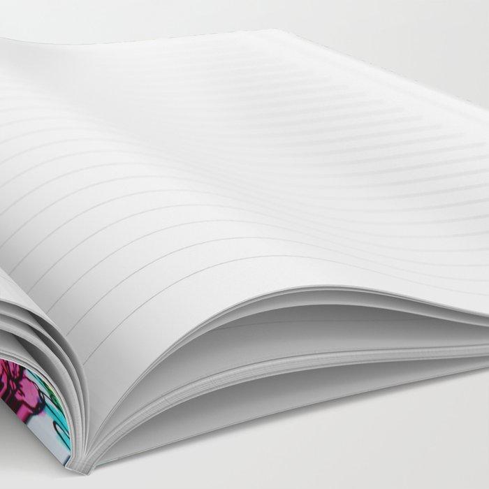Petal  Laugh Lines Notebook