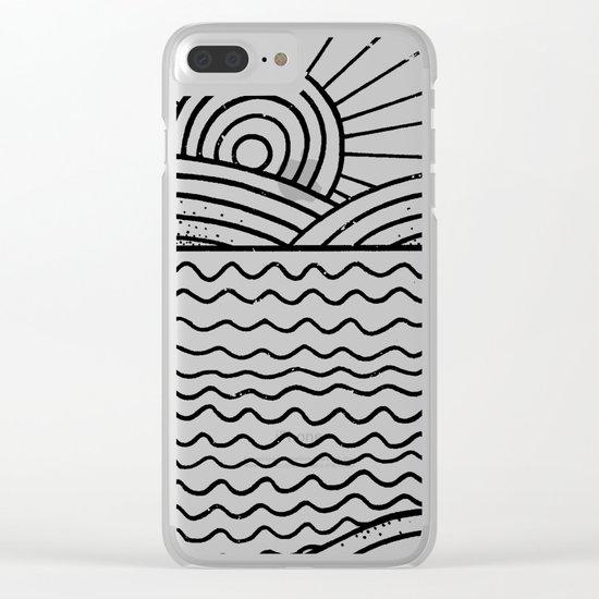 L\NDL/NES Clear iPhone Case