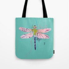 Dragonfly01 Tote Bag