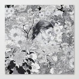 Where Dreams Entwine Canvas Print