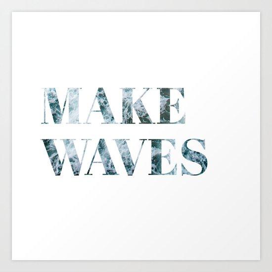 make waves by typutopia