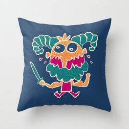 Berserker Throw Pillow