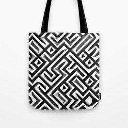 Laberinto Tote Bag