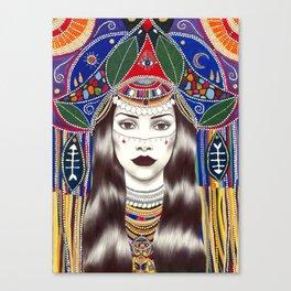 Maria Fulô Canvas Print